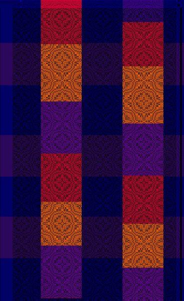 color simulation for fabric