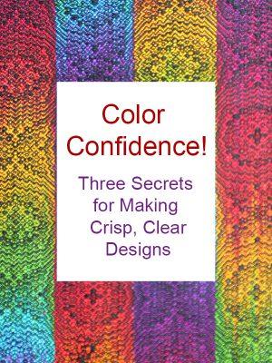 Color Confidence FREE e-book cover