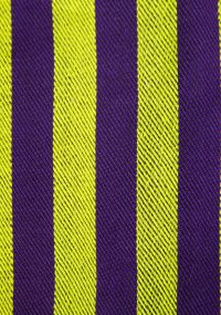 purple and lime green sample, equal amounts of lime green and purple