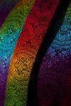 Kodachrome jacket, closeup of fabric