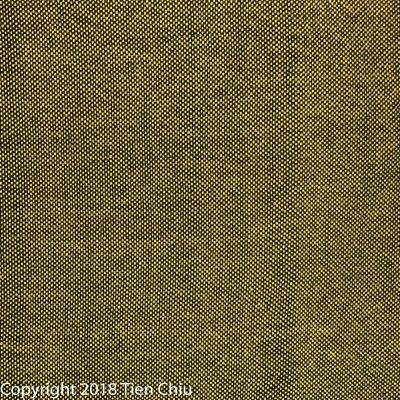 handwoven cloth - yellow and black - plain weave