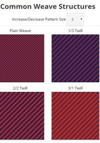 The Warp & Weave weaving color mixing tool is now available!