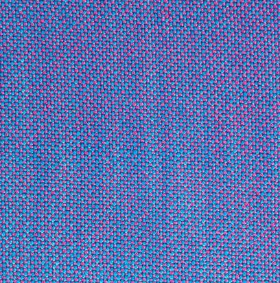plain weave - turquoise warp, magenta weft
