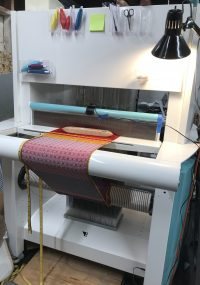 My loom, Maryam