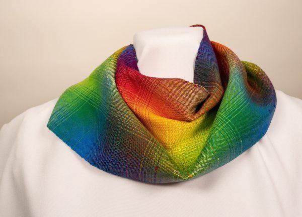 rainbow cowl