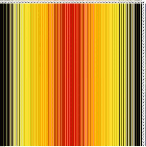 warp color gradient for drafts